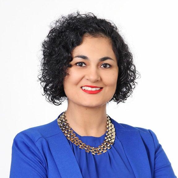 Priyanka Mehandiratta Headshot